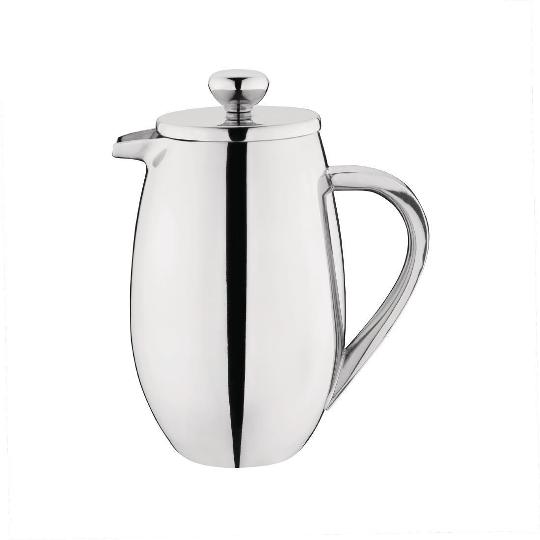 Olympia Insulated Stainless Steel Cafetiere 3 Cup