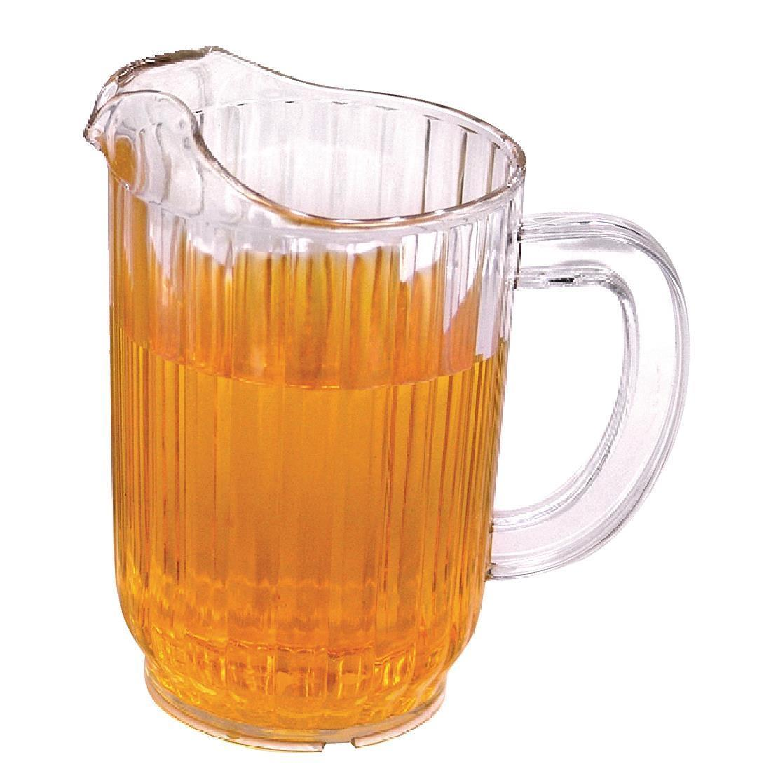 Kristallon Polycarbonate Pitcher 0.9Ltr - Each - D837
