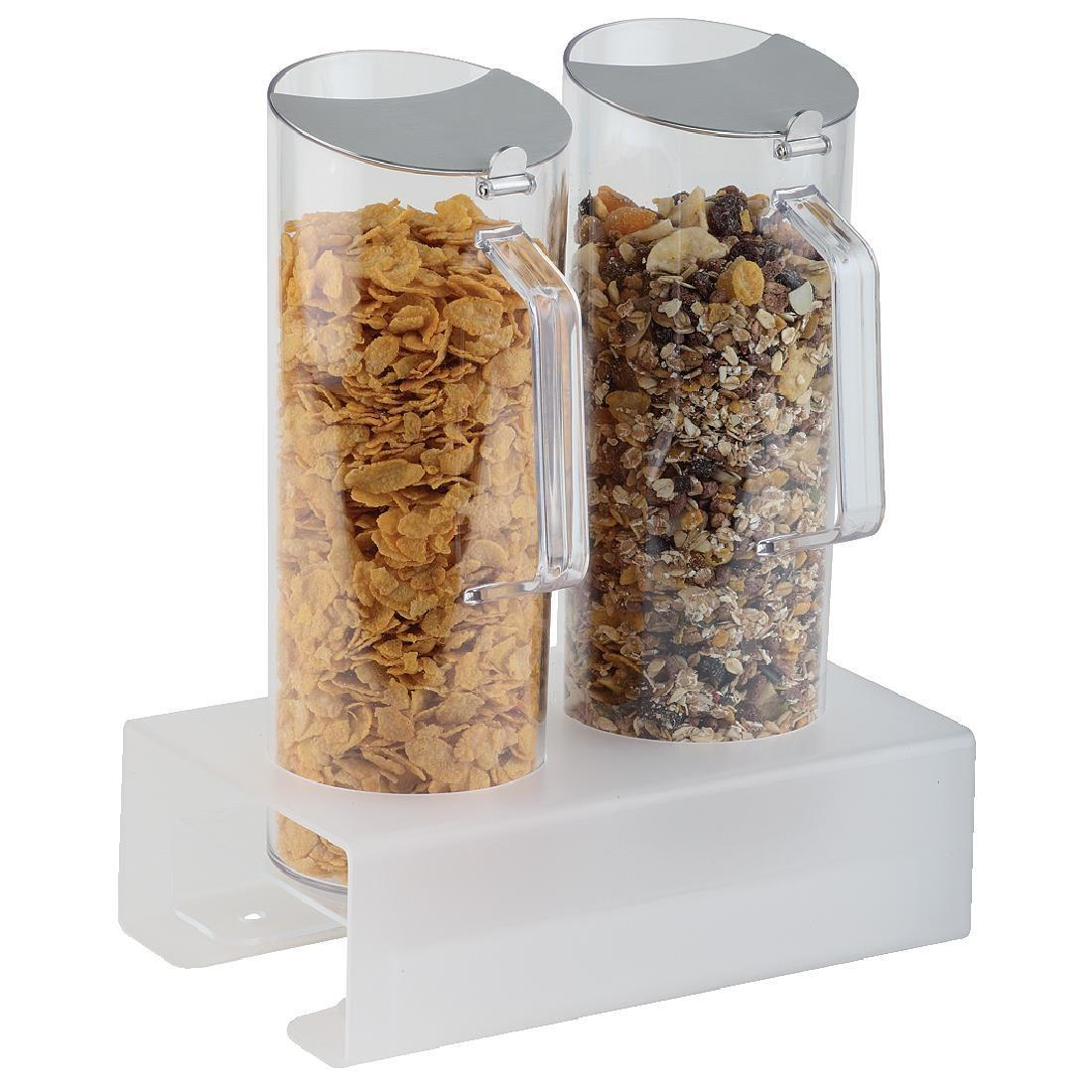 Cereal Bar Sets 80mm Tall - Each - CF266