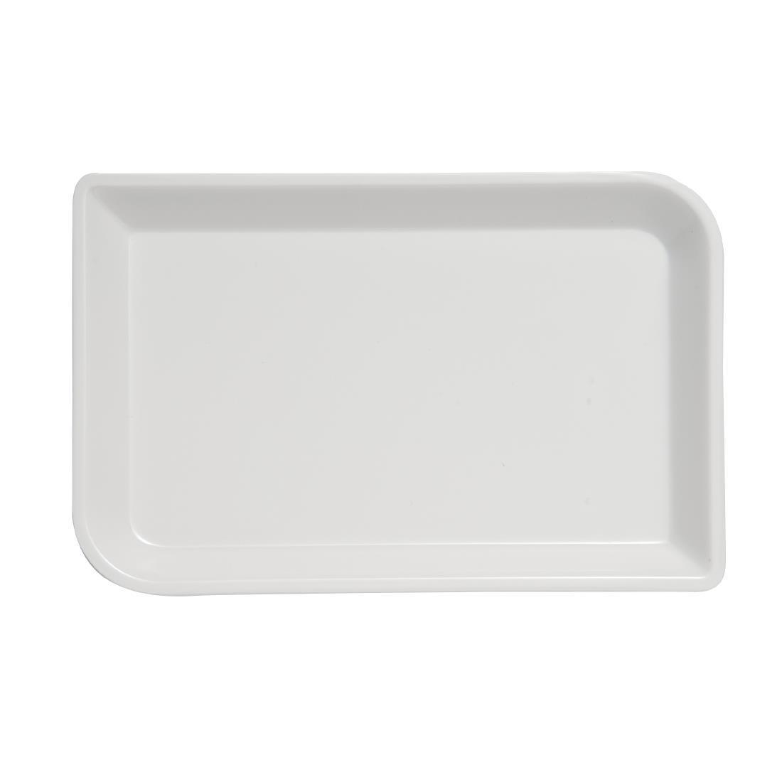 APS White Counter System 220 x 145 x 20mm - Each - GH375