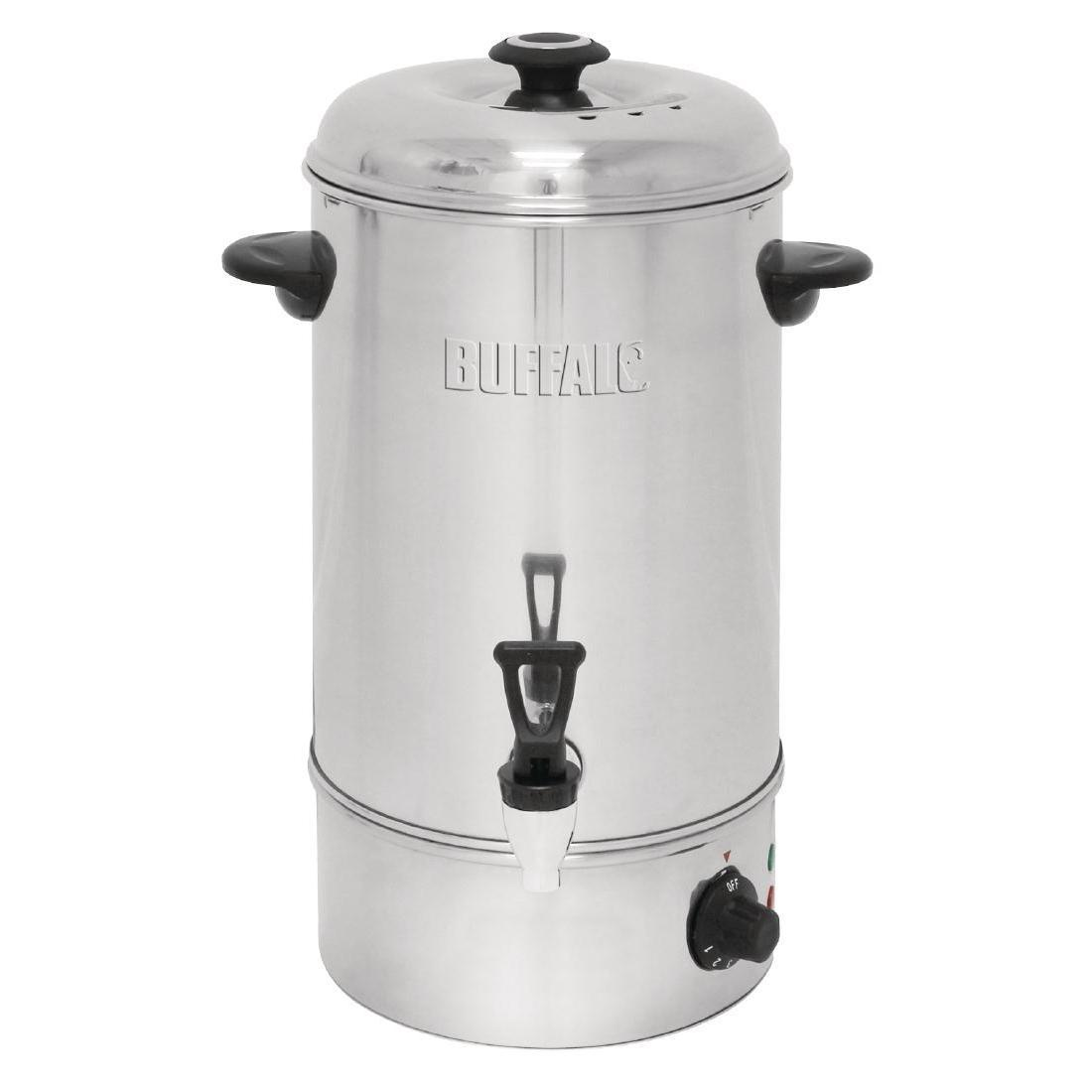Buffalo Manual Fill Water Boiler 10Ltr - GL346