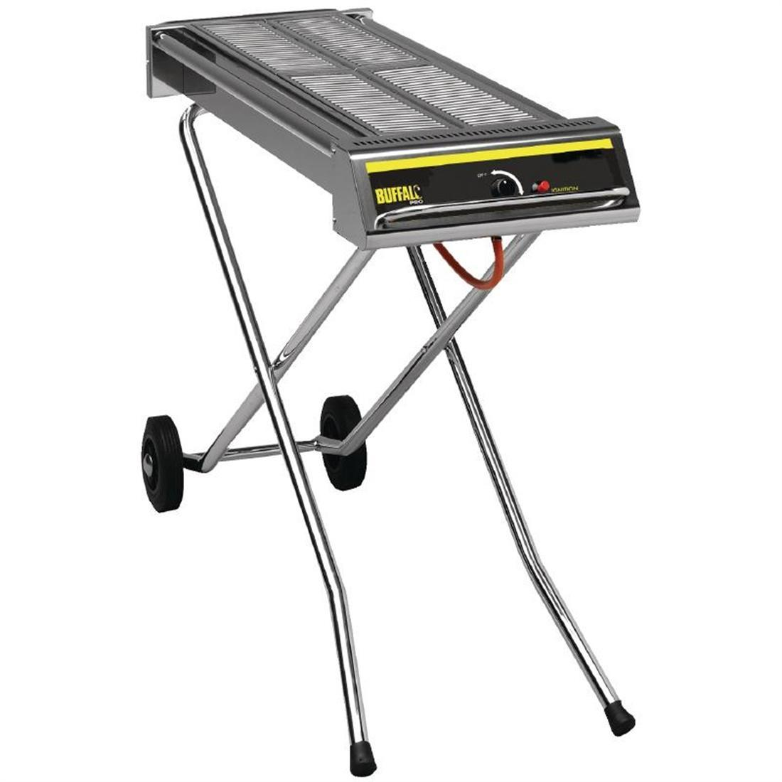 Buffalo Folding Propane Gas Barbecue - P111