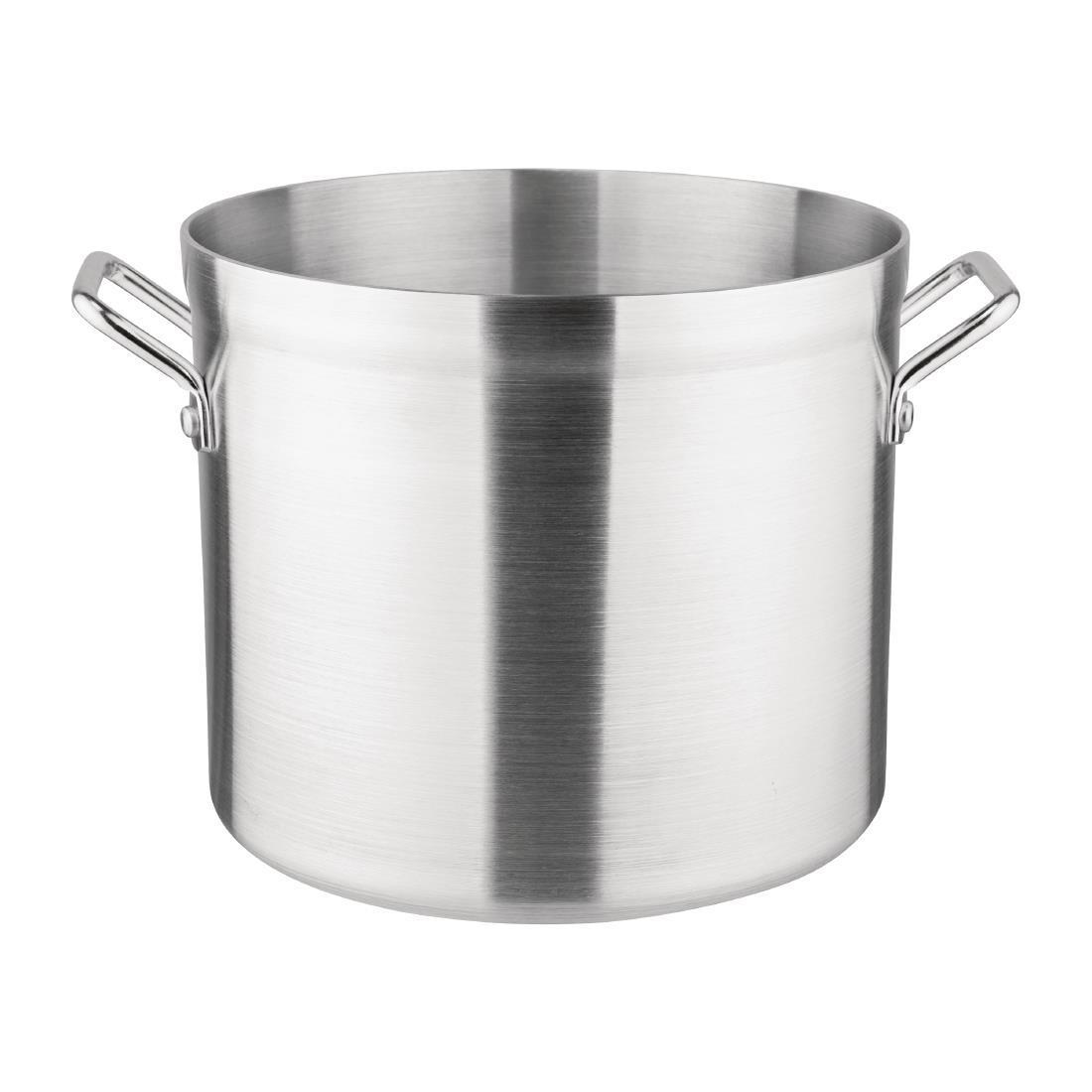 Vogue Deep Boiling Pot 15.1Ltr - S350