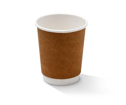 Double Wall Compostable Hot Cups