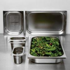 Stainless Steel Gastronorms