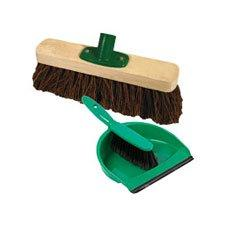 Dustpan and Brushes