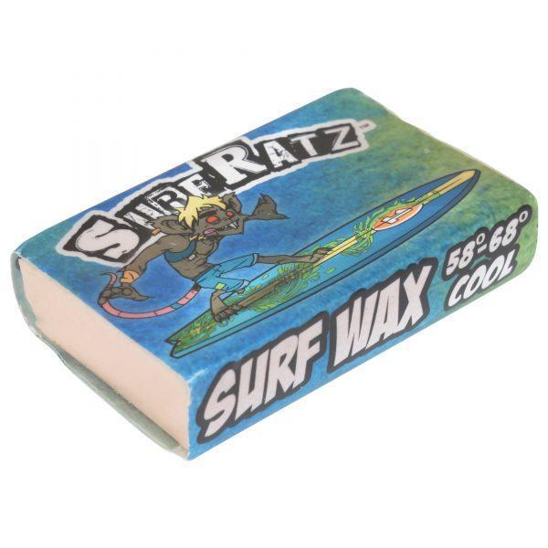 Surf Ratz Cool Water Surf Wax – Bubblegum Scented - surf-ratzz
