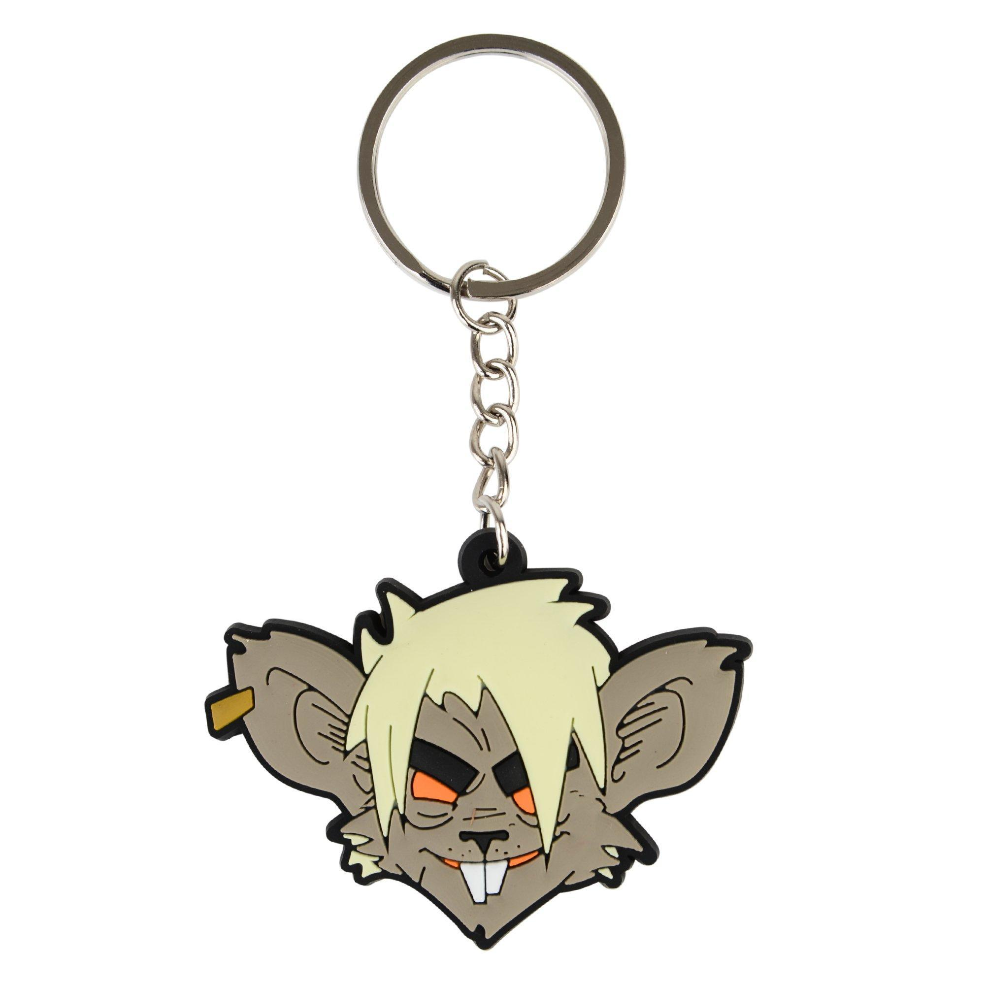 Keychain Curtis Head - surf-ratzz