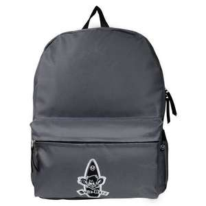 Surf Ratz Board Logo Backpack – Grey - surf-ratzz
