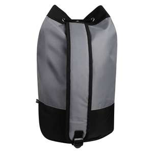 Surf Ratz Board Logo Duffle Bag – Grey - surf-ratzz
