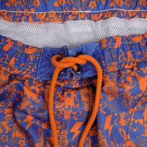 Surf Ratz SuperGrunge Board Shorts – Royal Blue/Orange - surf-ratzz