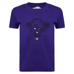 Ratz Rat Tatt T-shirt – Purple - surf-ratzz