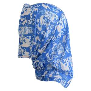 SuperGrunge UV Protection Bandana – Blue/Ivory - surf-ratzz