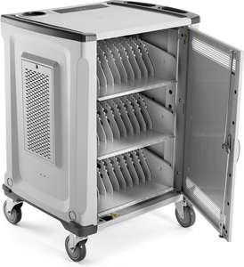 Portable Device Management Carts & Cabinets