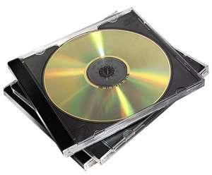 Optical Disc Cases