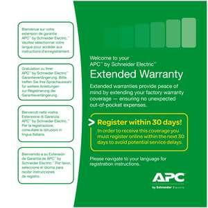 Warranty & Support Extensions