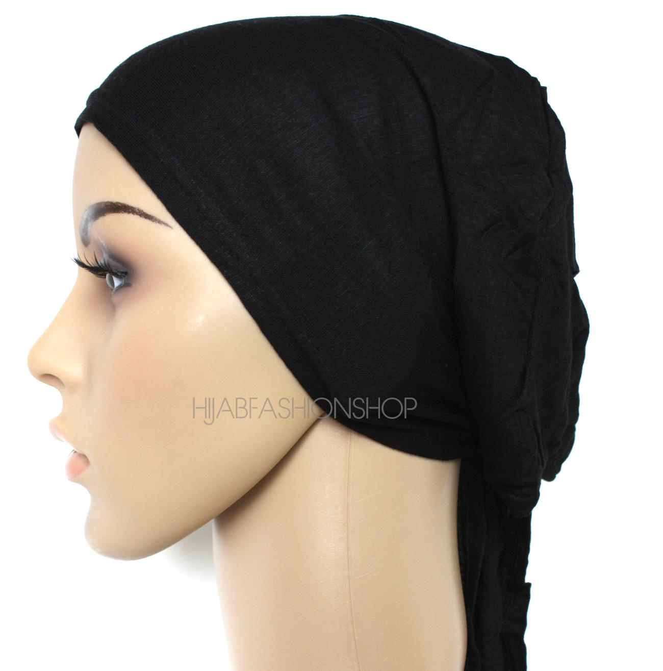 black string bonnet