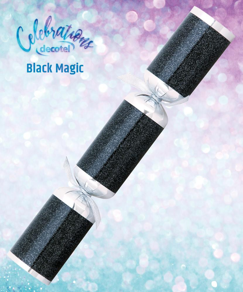 black magic christmas cracker