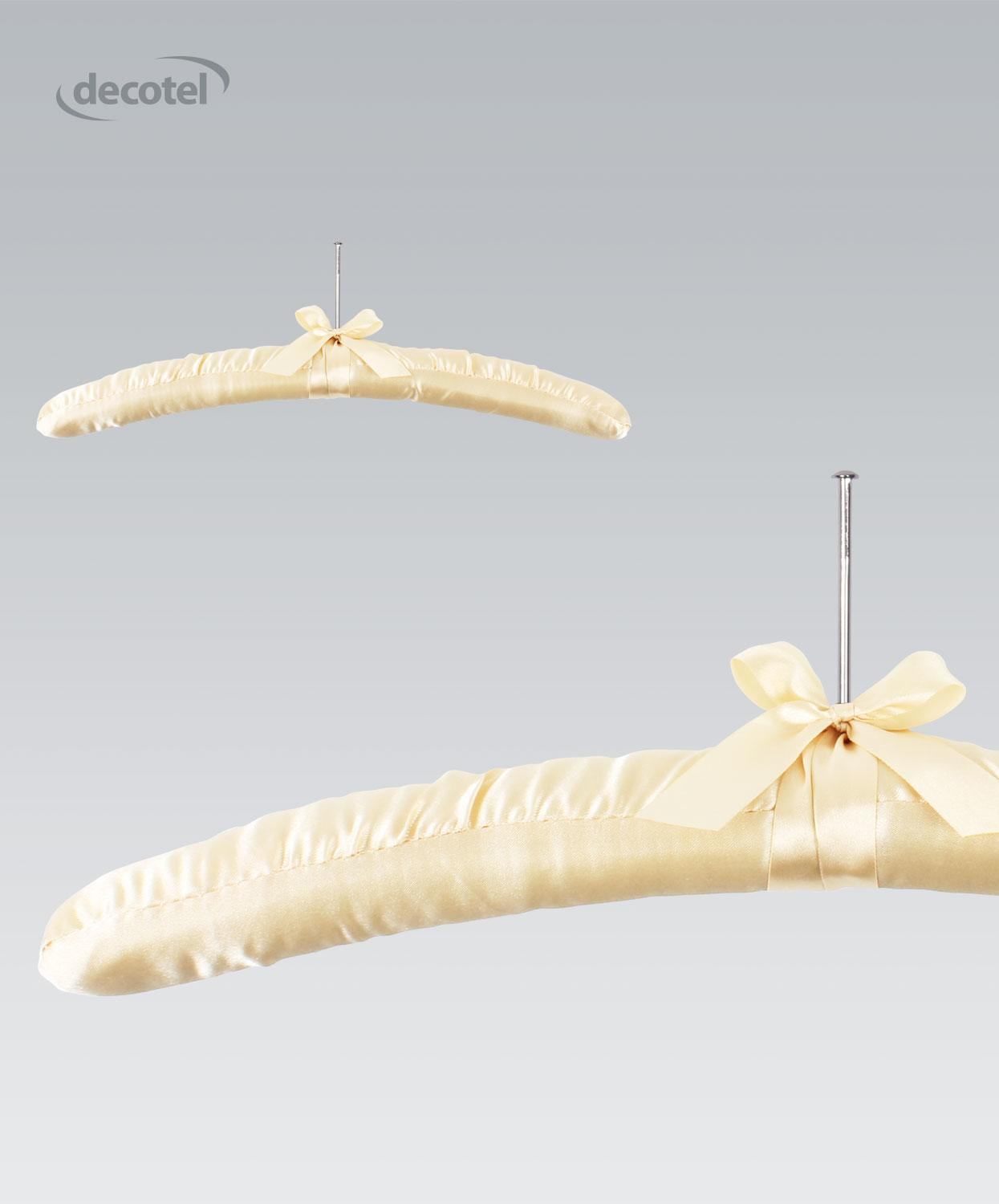 Deluxe Satin Cream Hanger