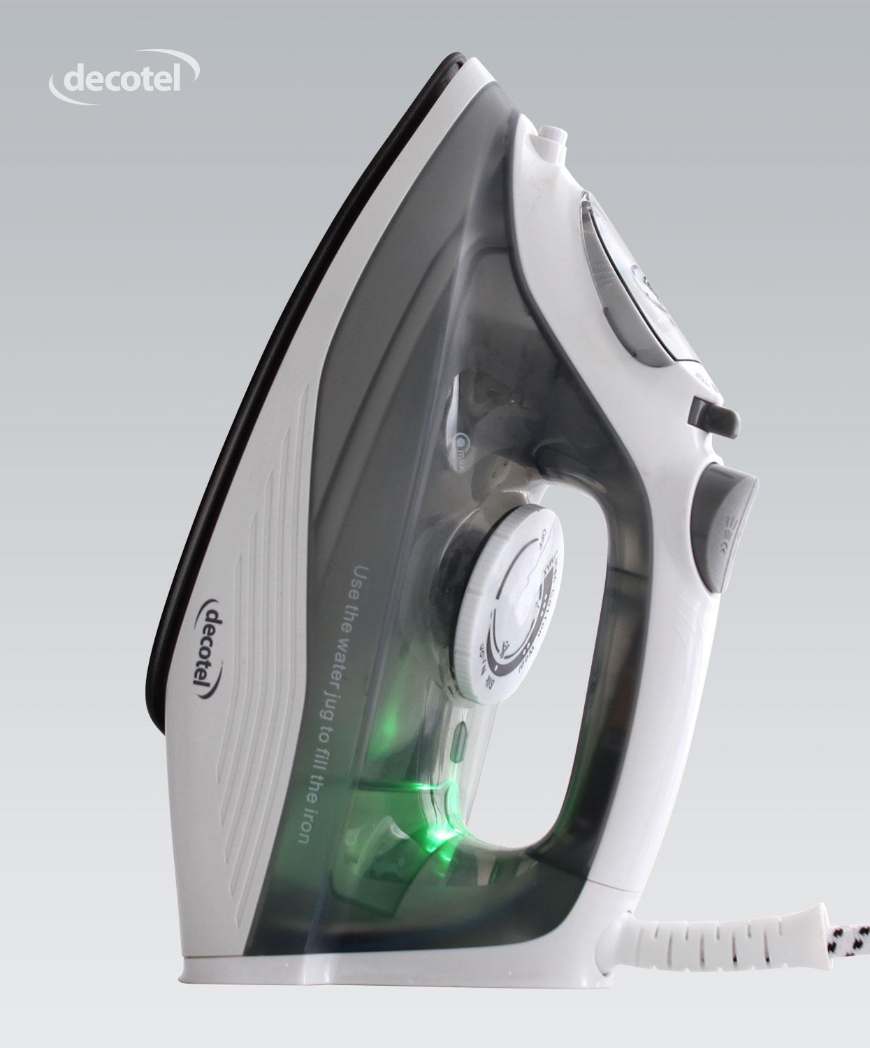 Decotel Steam Iron for hotels