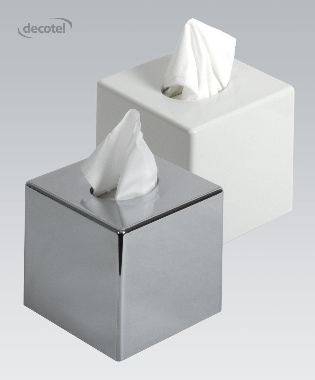 Cube Tissue Dispenser