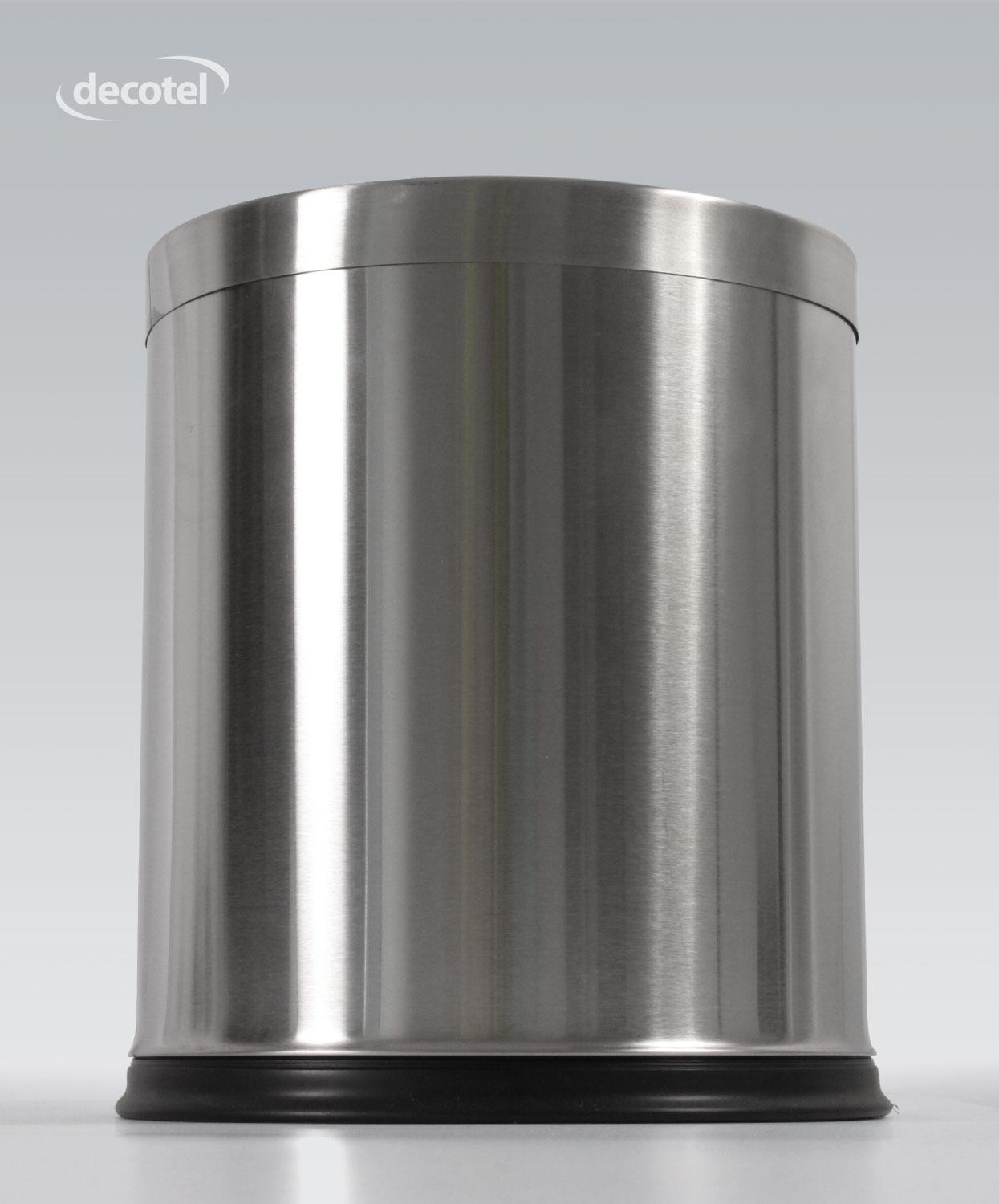 Stainless Steel Bedroom Bin