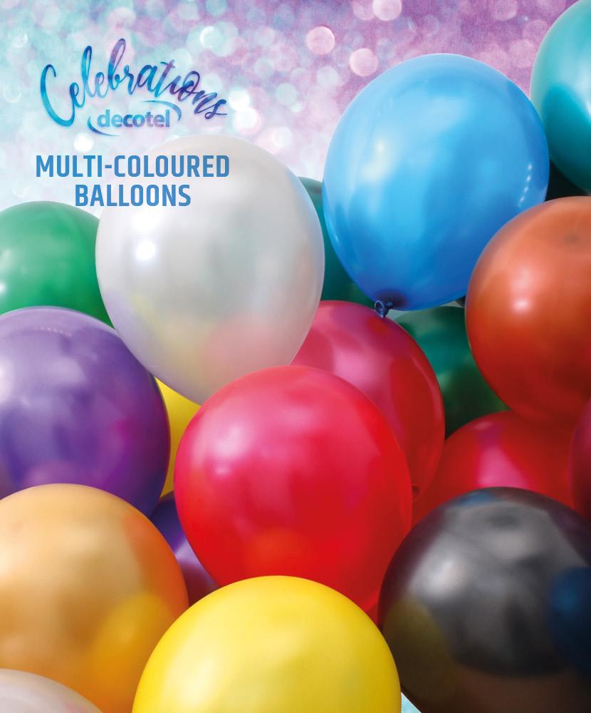 multi coloured balloons 1