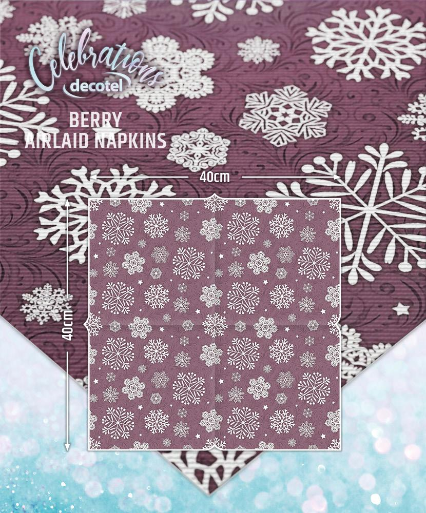 berry airlaid napkins spec