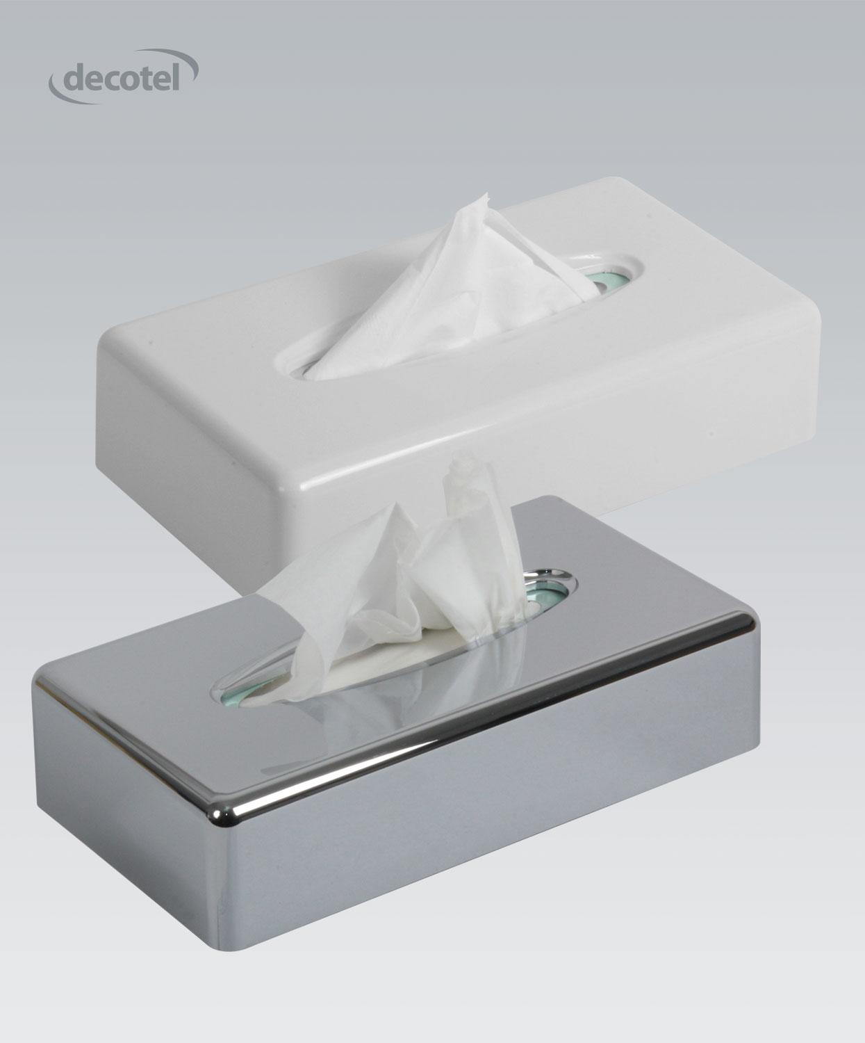 Flat Tissue Box Dispenser
