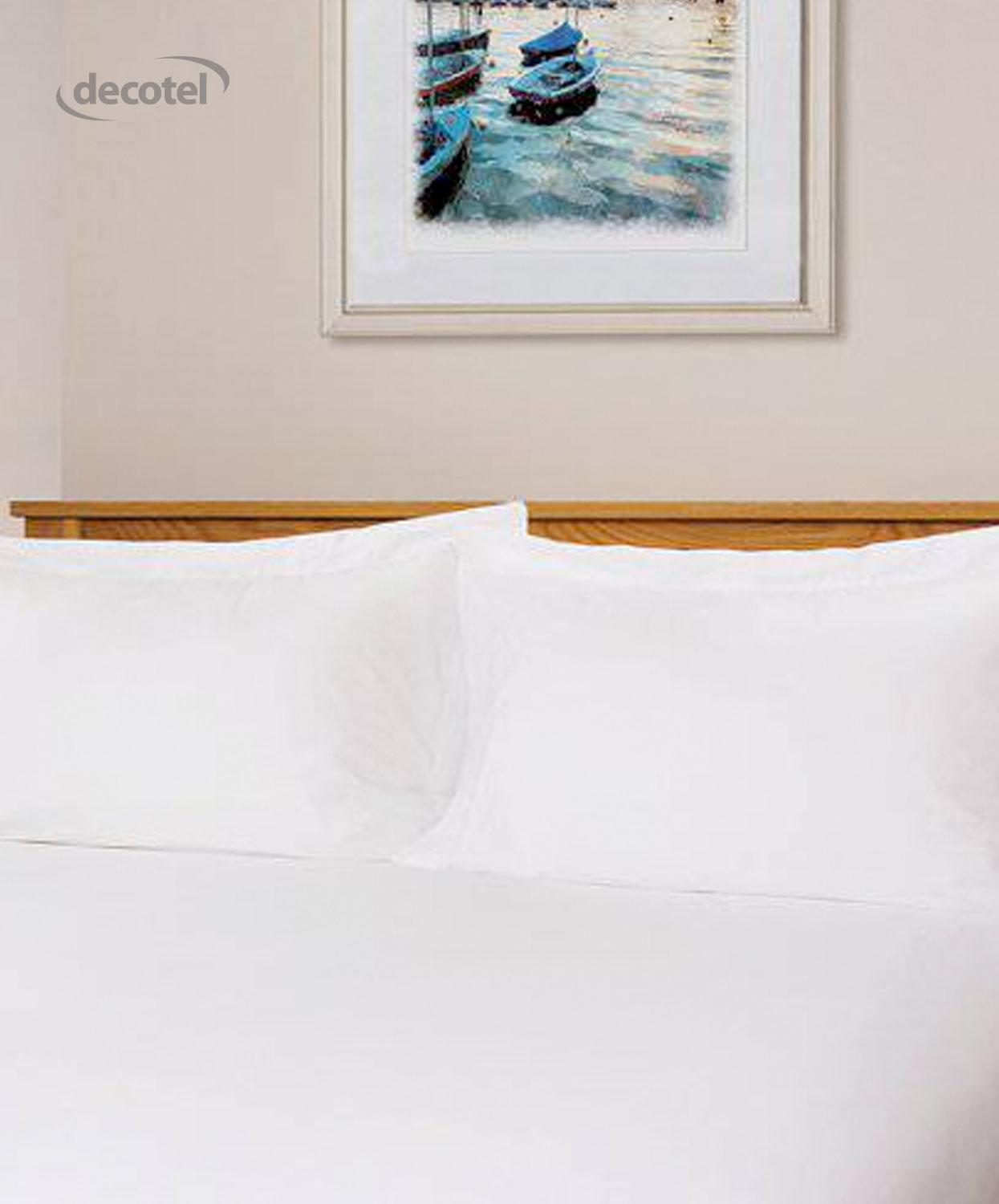 Highgate white duvet cover
