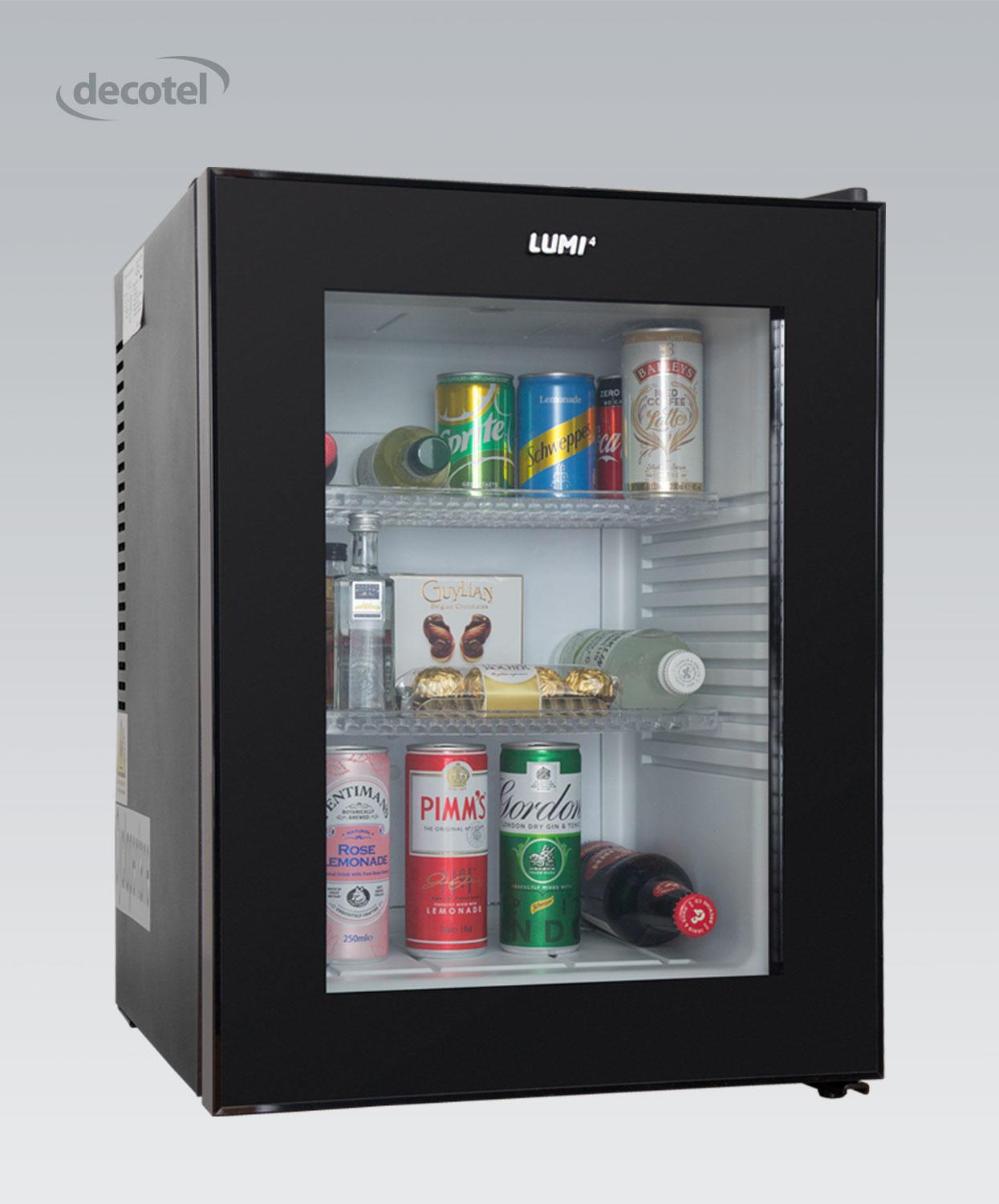 Lumi4GD 40L Mini Bar Glass Door