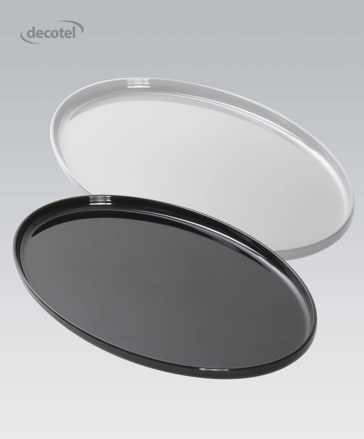 Viscount Small Oval Tray