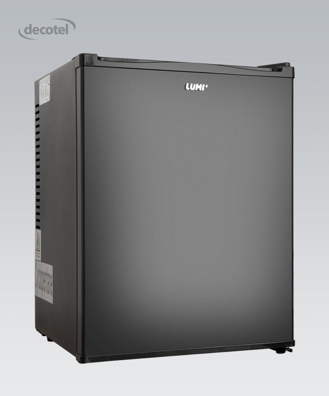 Lumi3SD 30L Mini Bar Solid Black Door