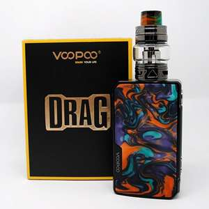 VooPoo Drag 2 177W UForce Sub-Ohm Kit