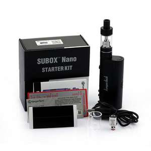 Kanger Subox Nano Starter Kit UK