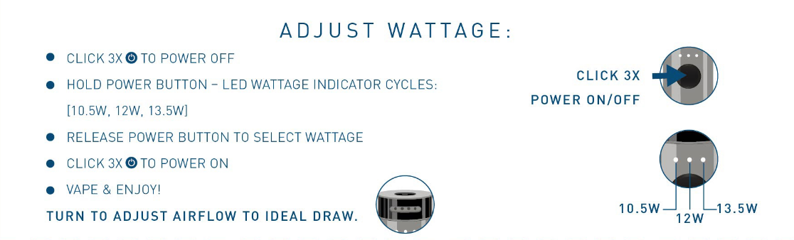 endura-t18-wattage-adjustment.png