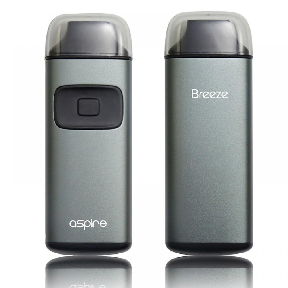 Aspire Breeze AIO device for discreet all day vaping