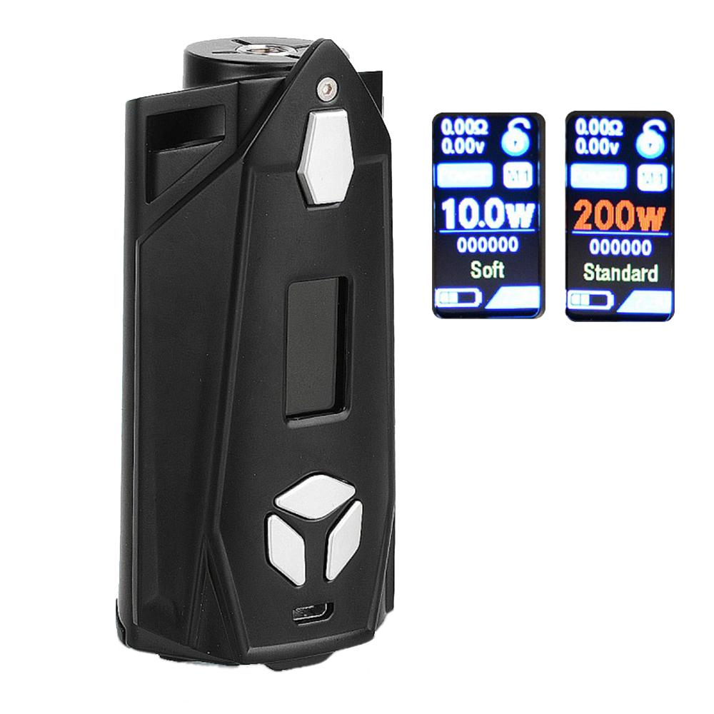 Pioneer4You P1 IPV Xyanide 200w TC Box Mod