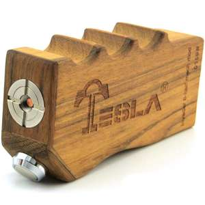 TeslaCigs Invader 2 CLASSIC Mechanical Box Mod