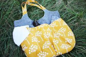 Bagmaking sewing pattern