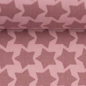 Food safe coated cotton pink fabric by Swafing