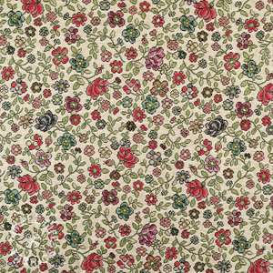 Ditsy floral tapestry fabric