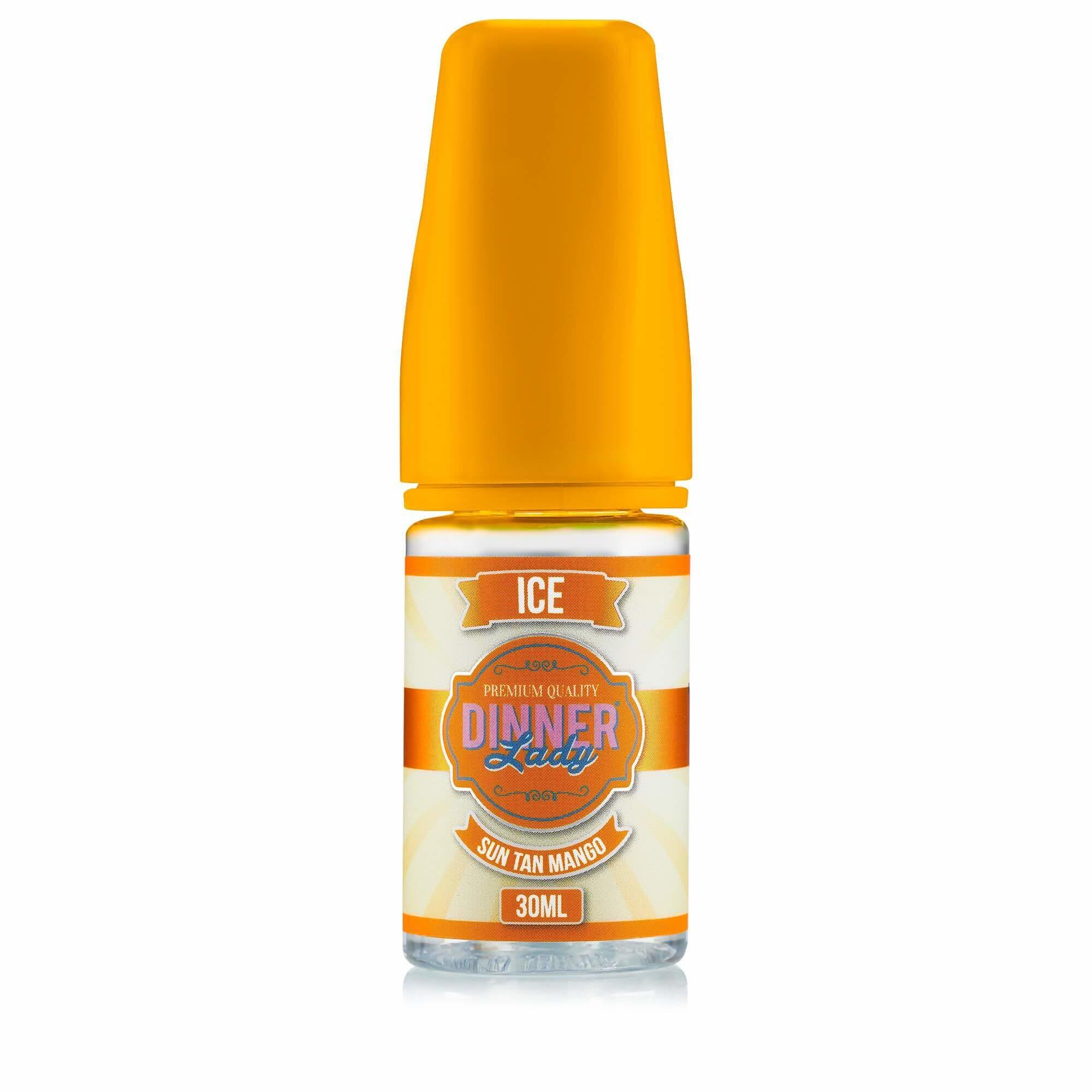 Sun Tan Mango Concentrate Dinner Lady 30ml