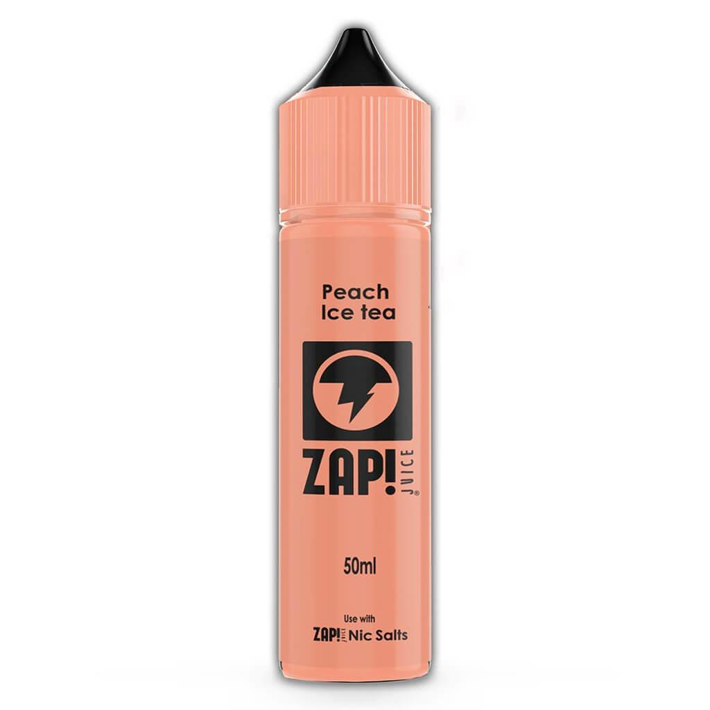 Peach Iced Tea 50ml Shortfill by ZAP!