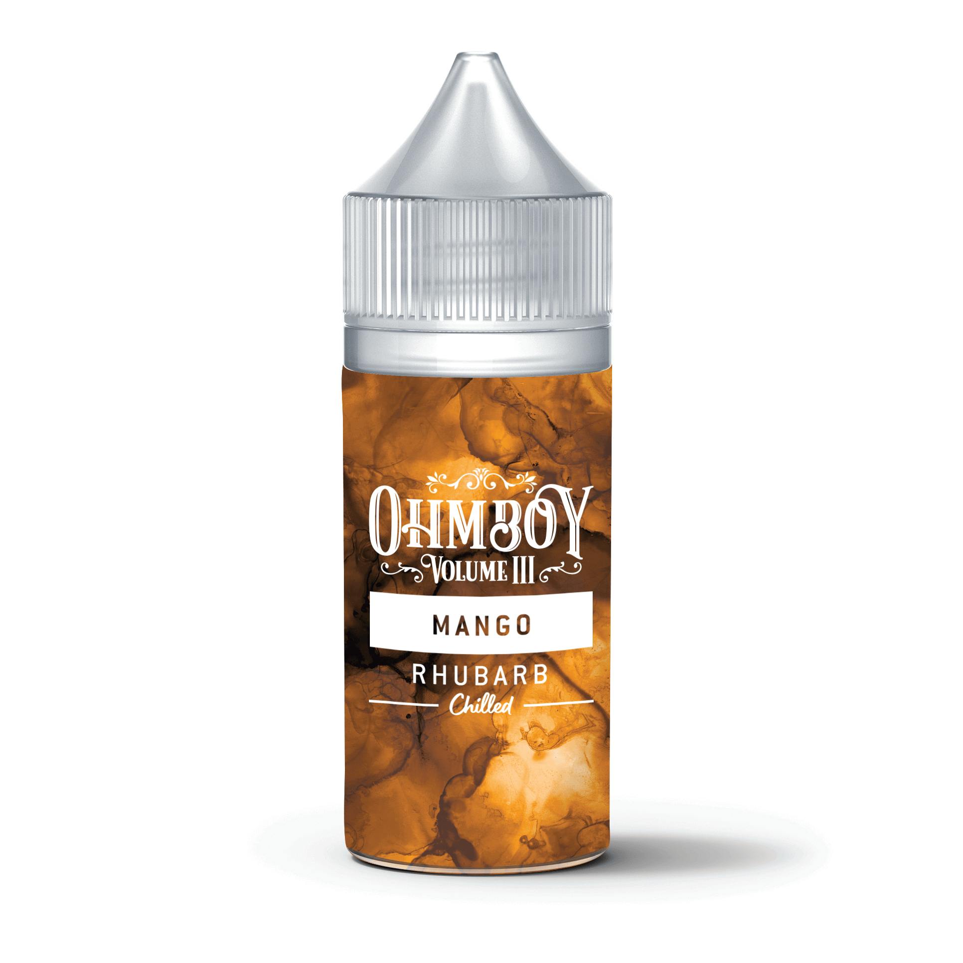 Ohm Boy Aroma Mango, Rhubarb Chilled Concentrate