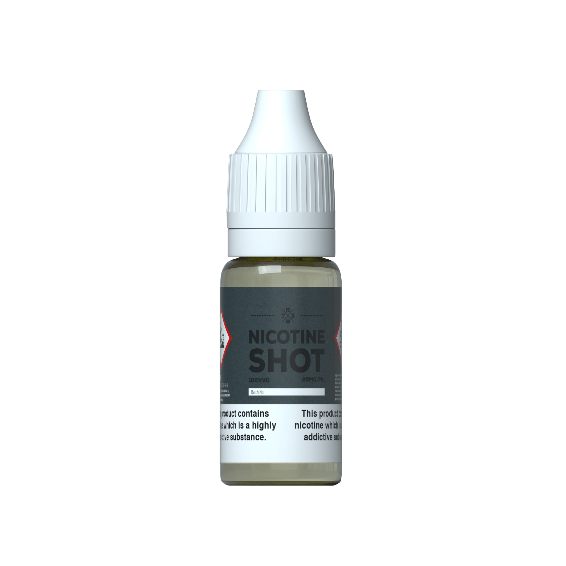 Tmb Notes Nicotine Shot VG