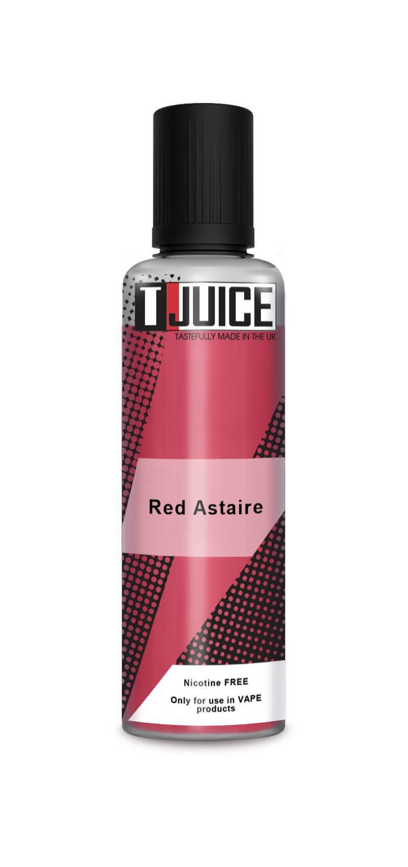 Red Astaire TJuice 50ml Shortfill 0MG