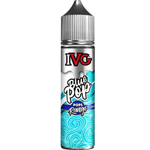 IVG - Blue Pop Shortfill E-Liquid