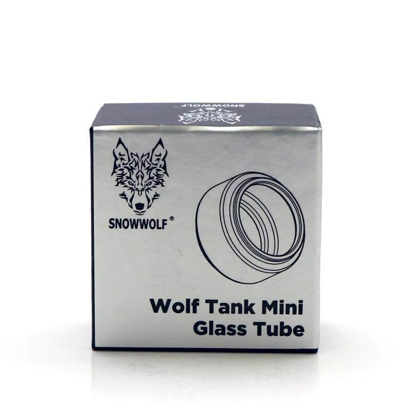Wolf Tank Mini Glass Tube