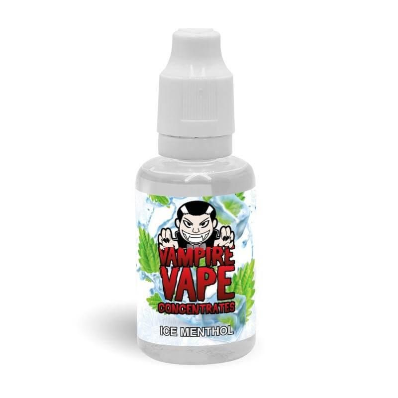 Vampire Vape Ice Menthol Flavour Concentrate 30ml